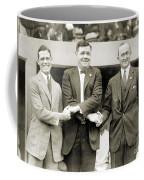 Sisler, Ruth & Cobb, 1924 Coffee Mug by Granger