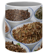 St Johns Wort Dried Herb Coffee Mug by Photo Researchers, Inc.