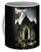 Trulli Coffee Mug by Joana Kruse