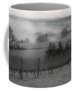Winter Vineyard Coffee Mug by Jean Noren