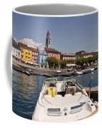 Ascona - Ticino Coffee Mug by Joana Kruse