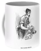 Bank Panic, 1873 Coffee Mug by Granger