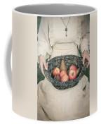 Basket With Fruits Coffee Mug by Joana Kruse