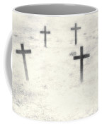 Cemetery Coffee Mug by Joana Kruse