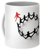 Conceptual Situation Coffee Mug by Photo Researchers, Inc.
