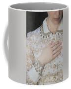Hand Coffee Mug by Joana Kruse