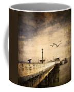 Pier Coffee Mug by Svetlana Sewell