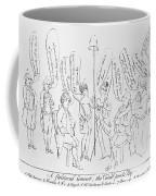 `treaty Of Paris, 1783 Coffee Mug by Granger