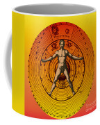 Utrisque Cosmi, Title Page, 1617 Coffee Mug by Science Source