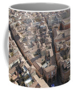 View Of Bologna From The Torre Degli Coffee Mug by Gina Martin