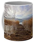 Lake Maggiore Coffee Mug by Joana Kruse