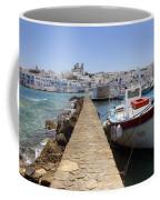 Paros - Cyclades - Greece Coffee Mug by Joana Kruse