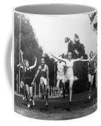 Silent Film Still: Sports Coffee Mug by Granger