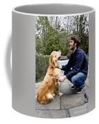 Dog Grooming Coffee Mug by Photo Researchers, Inc.