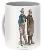 Presidential Campaign, 1904 Coffee Mug by Granger