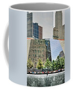 9/11 Memorial Coffee Mug by Gwyn Newcombe