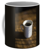 A Cup Of Coffee At A Diner Coffee Mug by John Burcham