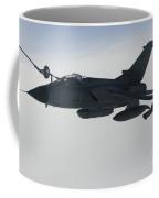 A Luftwaffe Tornado Ids Refueling Coffee Mug by Gert Kromhout
