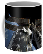 A Panoramic View Of The International Coffee Mug by Stocktrek Images