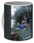 A Quiet Afternoon Coffee Mug by William Henry Lippincott