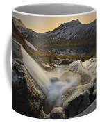 A Small Creek Running Coffee Mug by Arild Heitmann