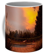 A Small Vineyard And Fine Hotel Coffee Mug by Michael S. Lewis