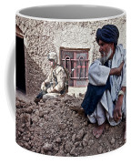 A Soldier Collects Information Coffee Mug by Stocktrek Images