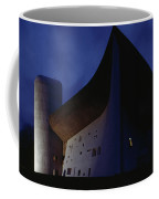 A View Of The Exterior Of The Chapel Coffee Mug by James L. Stanfield
