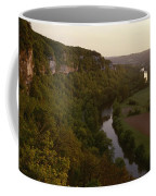 A View Of The Vezere River Valley Coffee Mug by Kenneth Garrett