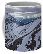 Above The Ridge Coffee Mug by Mike Reid