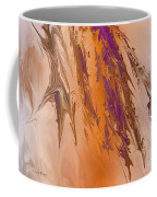 Abstract In July Coffee Mug by Deborah Benoit