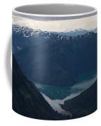 Alaska Coastal Serenity Coffee Mug by Mike Reid