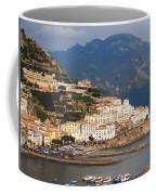 Amalfi Coffee Mug by Bill Cannon