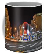 American Coney Island Coffee Mug by Nicholas  Grunas