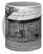 An Orderly World Monochrome Coffee Mug by Steve Harrington