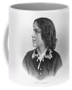 Anna Elizabeth Dickinson Coffee Mug by Granger