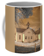Arcola Illinois School Coffee Mug by Jane Linders