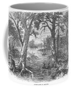Arkansas: Sunken Lands Coffee Mug by Granger