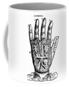 Artificial Hand Designed By Ambroise Coffee Mug by Science Source