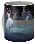 Ballerinas At The Vaganova Academy Coffee Mug by Richard Nowitz