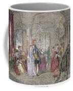 Ballroom, 1760 Coffee Mug by Granger