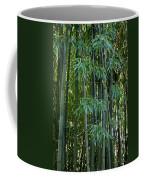 Bamboo Tree Coffee Mug by Athena Mckinzie