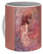 Bathing In The Rain Coffee Mug by Rachel Christine Nowicki