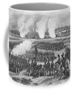 Battle Of Chapultepec Coffee Mug by Granger