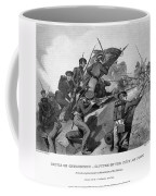 Battle Of Churubusco, 1847 Coffee Mug by Granger