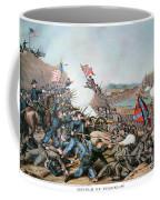Battle Of Franklin, 1864 Coffee Mug by Granger
