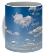 Beautiful Skies Coffee Mug by Bill Cannon