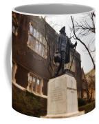 Benjamin Franklin  Coffee Mug by Bill Cannon