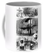 Bessemer Steel, 1876 Coffee Mug by Granger
