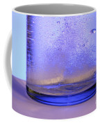 Bicarbonate Of Soda Dissolving In Water Coffee Mug by Photo Researchers, Inc.